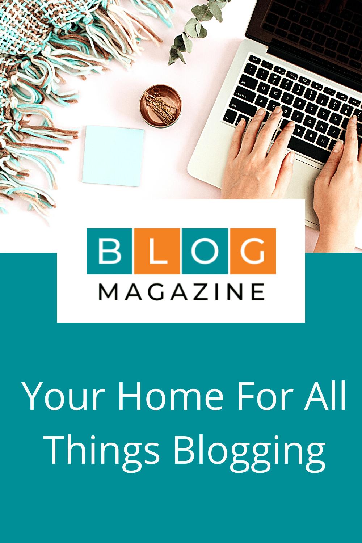 The Blog Magazine Pin 1