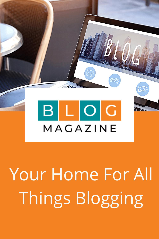 The Blog Magazine Pin 2