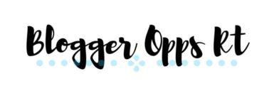 Blogger Opps RT Twitter