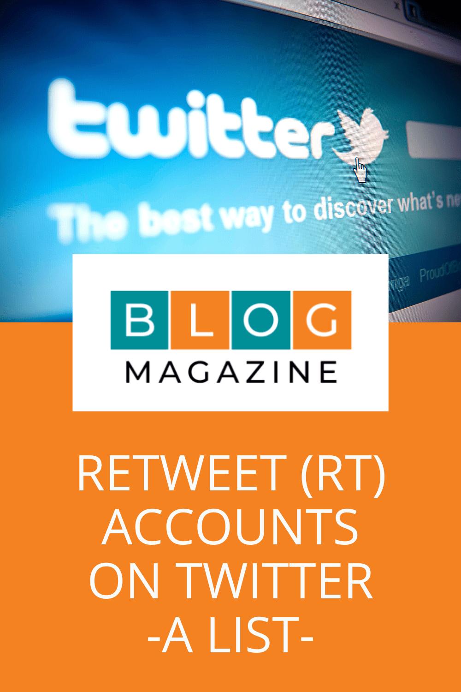 Twitter Retweet Accounts Pin 2
