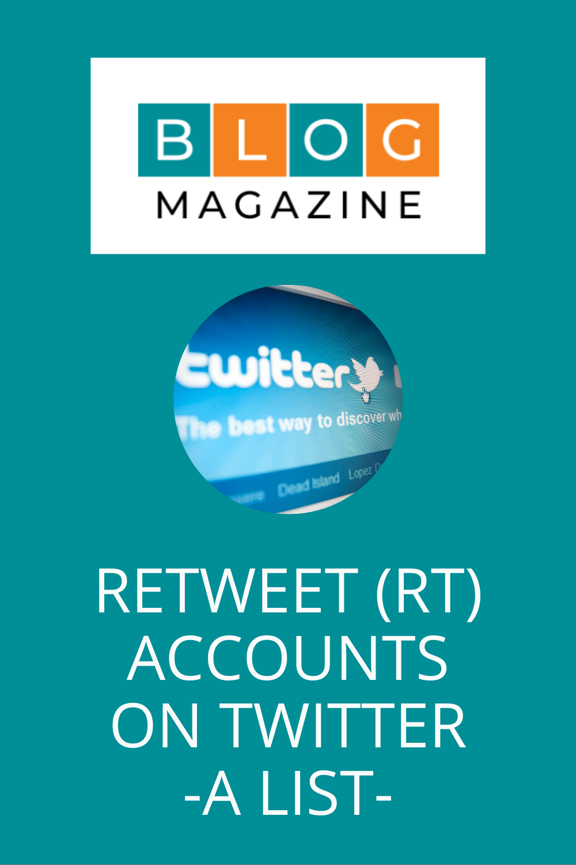 Twitter Retweet Accounts Pin 3