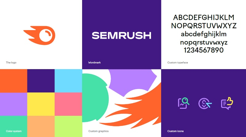 Semrush Design Guide