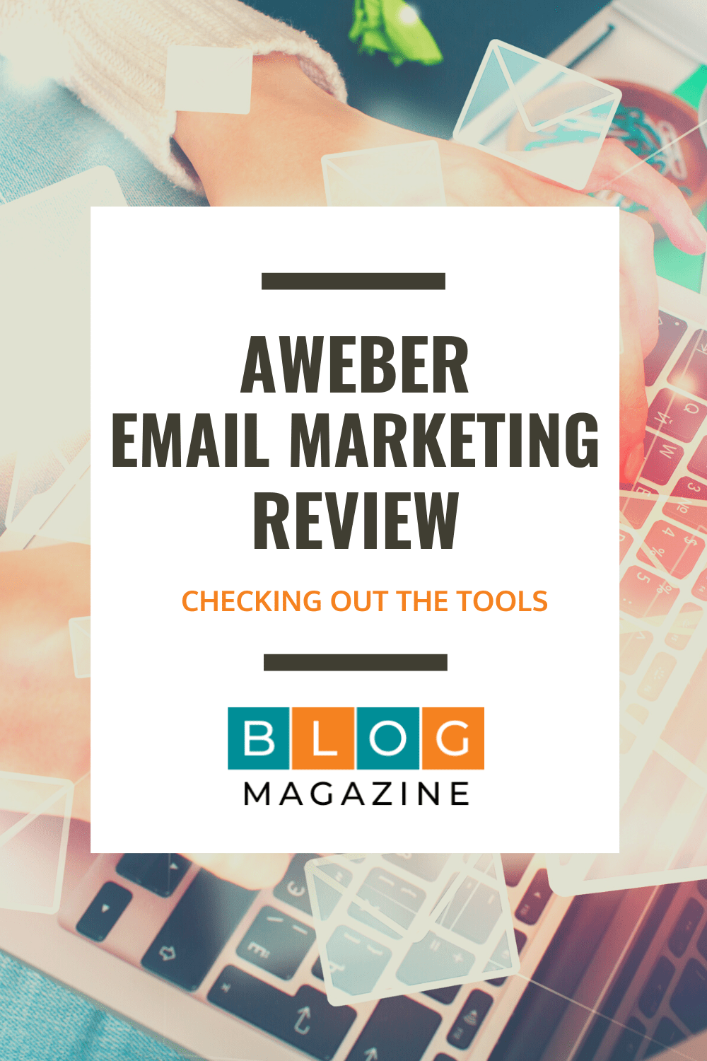 Aweber Email Marketing Review Pin 3