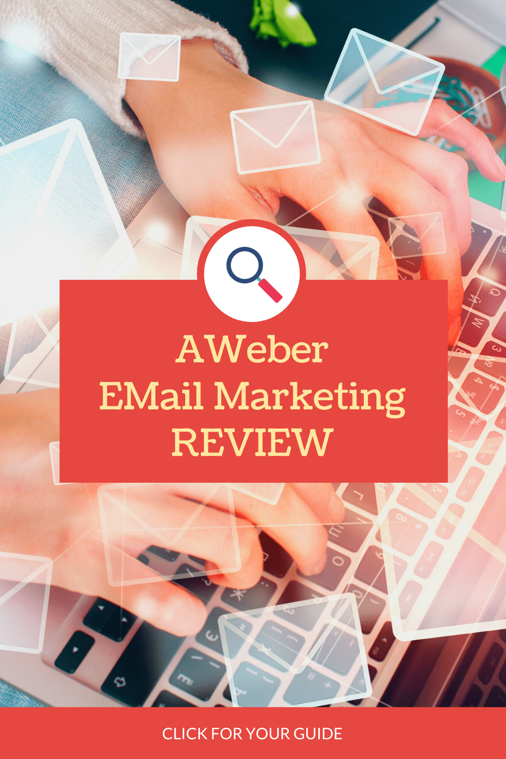 Aweber Email Marketing Review Pin 4
