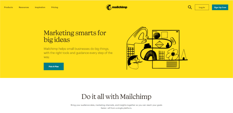 What is Mailchimp?