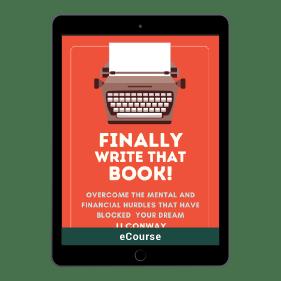 Finally Write That Book