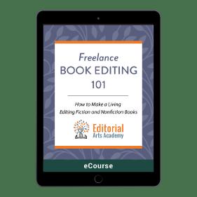 Freelance Book Editing 101