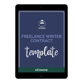 Freelance Writer Contract Template