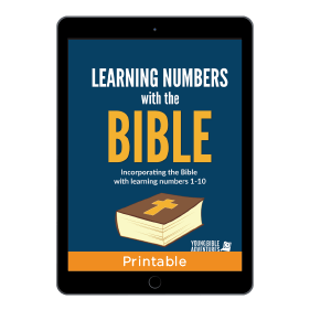 Learning Numbers With The Bible