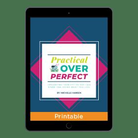 Practical OverPerfect Workbook