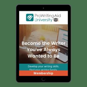 ProWritingAid University Membership