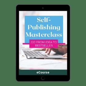 Self Publishing Masterclass