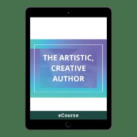 The Artistic Creative Author