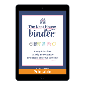 The Neat House Binder