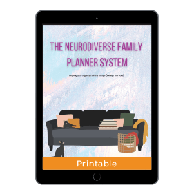 The Neurodiverse Family Planner System