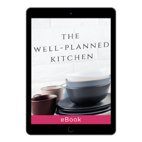 The Well Planned Kitchen