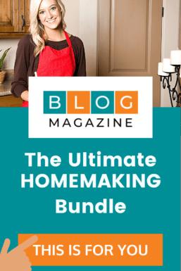 The Ultimate Homemaking Bundle Pin 1