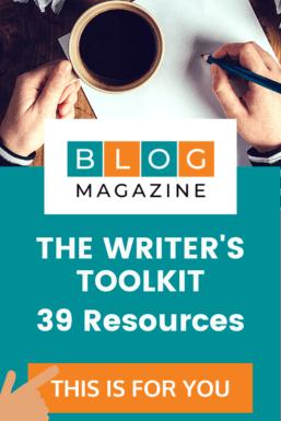 The Writer's Toolkit Bundle Pin 1