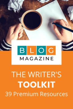The Writer's Toolkit Bundle