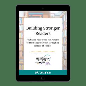 Building Stronger Readers