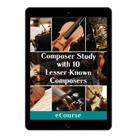 Composer Study With 10 Lesser Known Composers