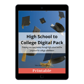 High School To College Digital Pack