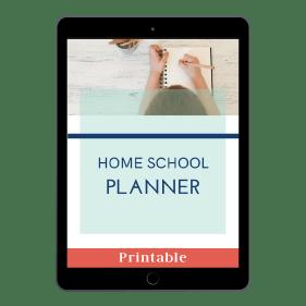 Home School Planner Bundle