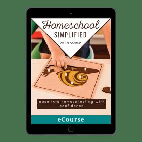 Homeschool Simplified Online Course