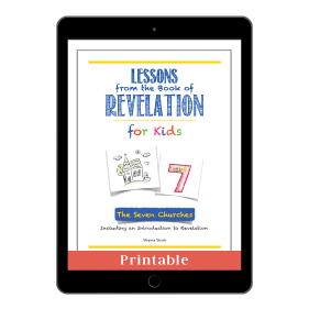 The Seven Churches Lessons from the Book of Revelation