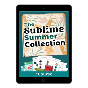 The Sublime Summer Collection